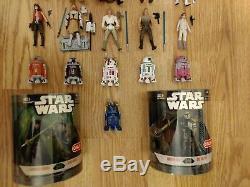 Star Wars Legacy, Vintage Collection, Clone Wars, Rebels Huge 40 Figure Lot