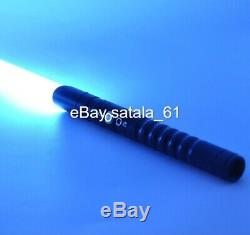 Star Wars Lightsaber Replica Force FX Dueling Rechargeable Metal Handle 10 light