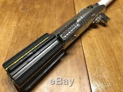 Star Wars Luke Skywalker 2007 Force FX Blue Lightsaber Master Replicas