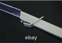 Star Wars Mandaloria Visas Marr Darksaber Lightsaber Sword Metal Handle DHL Ship