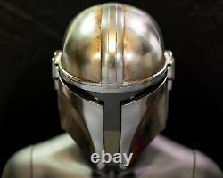 Star Wars Mandalorian Helmet Cosplay Mask