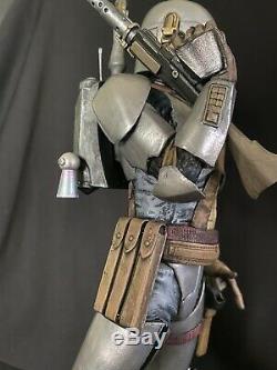 Star Wars Mandalorian Statue