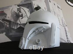Star Wars Mando Bounty Hunter DEFENDER Mandalorian Merc cosplay Helmet Prop