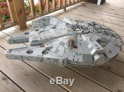 Star Wars Millenium Falcon Legacy Collection