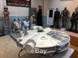 Star Wars Millennium Falcon Extraordinaire