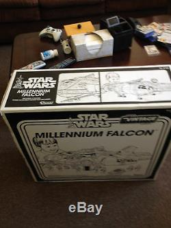 Star Wars Millennium Falcon Vintage Collection Toys R Us Exc. New Sealed