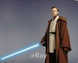 Star Wars Obi-Wan Kenobi Black Series Force FX Lightsaber