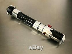 Star Wars Obi Wan Kenobi K1&2 Graflex Skywalker lightsaber prop hilt