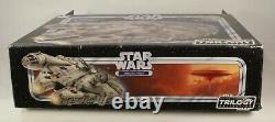 Star Wars Original Trilogy Collection Millennium Falcon Sams Club Edition 2004