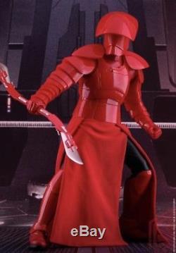 Star Wars Praetorian Guard Armor Complete Costume Cosplay Last Jedi