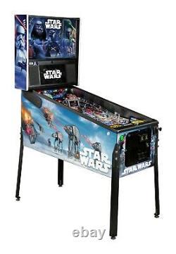 Star Wars Premium Pinball by Stern -Free Shipping