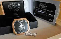 Star Wars PropShop Ultimate Studio Edition Darth Vader Helmet (Melted) #9 / 500
