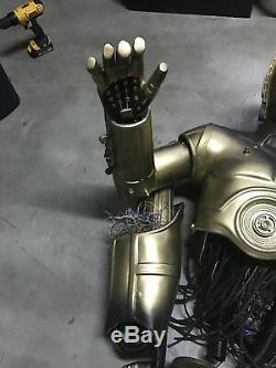 Star Wars Prop C-3PO Armor ESB