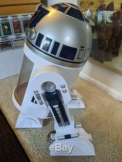 Star Wars R2D2 Fish Tank Read Description! Discontinued/Rare Awesome