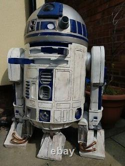 Star Wars R2D2 built and painted