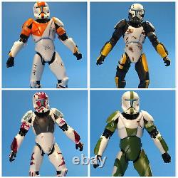 Star Wars Republic Commando Delta Squad Saga Collection