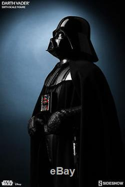 Star Wars Return Of The Jedi Sideshow Collectibles Darth Vader 1/6 Scale Figure