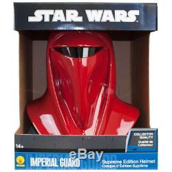 Star Wars Rubies Royal Guard Helmet