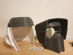 Star Wars Scout Trooper (Biker Scout) Helmet D. I. Y 11 3D Printed Helmet Kit