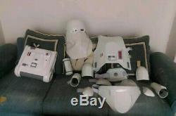 Star Wars Snowtrooper Armor Kit Cosplay Prop
