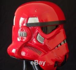 Star Wars Stormtrooper Helmet Magma New Full Size Prop 11 Armour Costume