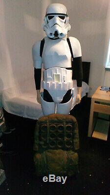 Star Wars Stormtrooper Rüstung, Kostüm, Helm, Schuhe