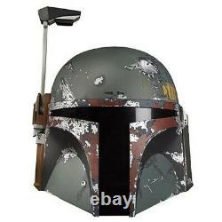 Star Wars The Black Series Boba Fett Helmet In Stock