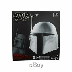 Star Wars The Black Series Boba Fett (Prototype Armor) Premium Helmet PRE-ORDER