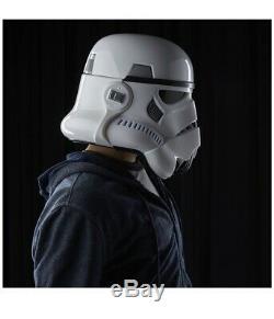 Star Wars The Black Series Imperial Stormtrooper Helmet Voice Changer