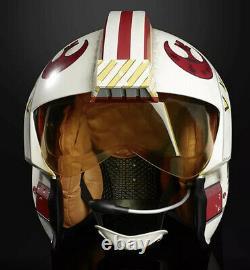 Star Wars The Black Series LUKE SKYWALKER Battle Simulation Helmet Premium 11