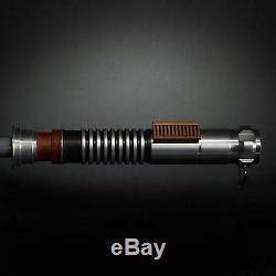 Star Wars The Black Series Luke Skywalker Force FX Green Lightsaber Brand New