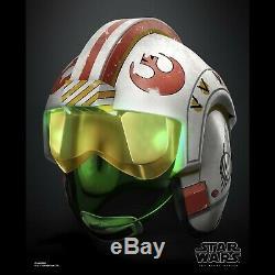 Star Wars The Black Series Luke Skywalker X-wing Pilot Helm Elektronisch 11