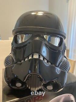 Star Wars The Black Series Shadow Trooper Amazon Exclusive Helmet Battlefront