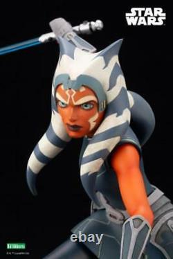 Star Wars The Clone Wars ArtFX Ahsoka Tano Statue Pre-Order
