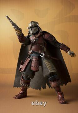 Star Wars The Mandalorian Ronin Meisho Movie Exclusive New Bandai