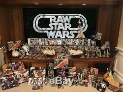Star Wars The Vintage Collection BOBA FETT's SLAVE 1 Ship PRE-ORDER