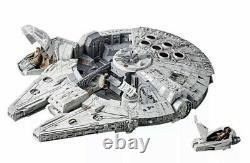 Star Wars The Vintage Collection Galaxys Edge Millennium Falcon Smugglers Run