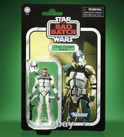 Star Wars The Vintage Collection The Bad Batch Special 4 Pack 3.75 Inch Preorder