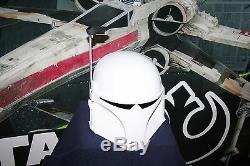 Star Wars Universe Imperial Bounty Hunter MANDALORIAN Helmet Mando Cosplay Prop