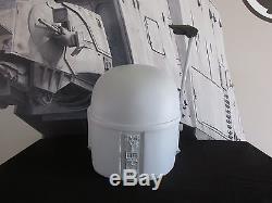 Star Wars Universe Mandalorian Bounty Hunter DEFENDER Helmet Kit Prop Cosplay