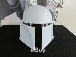 Star Wars Universe Mandalorian Bounty Hunter DeathWatch Helmet Kit Cosplay