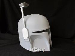 Star Wars Universe Mandalorian Bounty Hunter Jango Fett Mando Helmet Cosplay lot