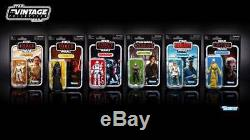 Star Wars Vintage Collection 2018 3.75 Wave 1 Set HOTH REBEL TROOPER IN STOCK