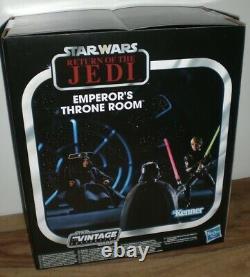 Star Wars Vintage Collection EMPEROR`S THRONE ROOM Exclusive Haslab SDCC 2021