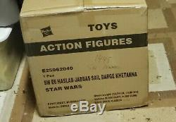 Star Wars Vintage Collection Jabba's Sail Barge-Khettana & Yakface & Jabba