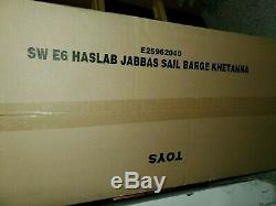 Star Wars Vintage Collection Jabba's Sail Barge The Khetanna+YakFace+Book SEALED