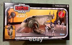 Star Wars Vintage Collection SLAVE 1 Boba Fett 2020 Exclusive 3.75 Kenner