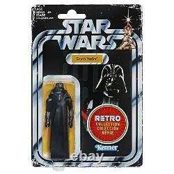 Star Wars Wave 1 Retro Collection Set Of 6 3.75 Inch Action Figures IN HAND
