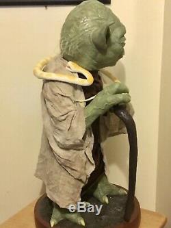 Star Wars Yoda Life Size