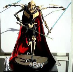 Star Wars prime 1 STUDIOS XM SIDESHOW PREMIUM FORMAT GENERAL GRIEVOUS EXCLUSIVE